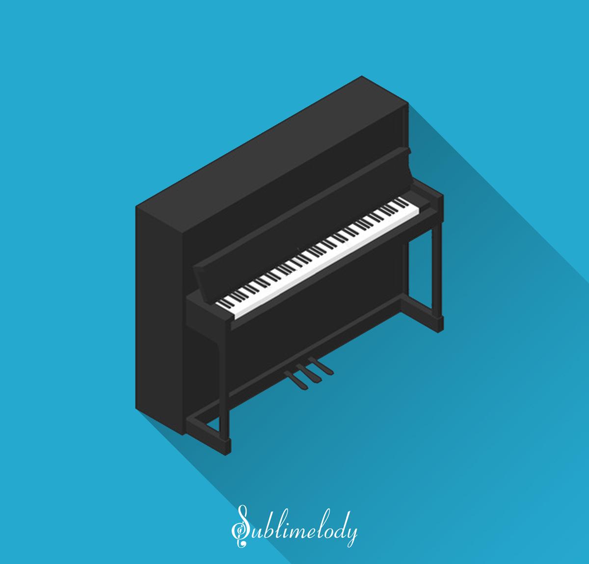 top 5 best digital pianos august 2018 sublimelody. Black Bedroom Furniture Sets. Home Design Ideas